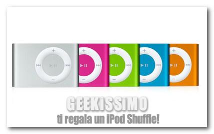 iPod Shuffle contest
