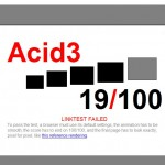 Acid3 Test | Internet Explorer 8