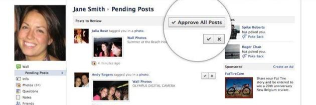 Le novità di Facebook in fatto di privacy sulle foto