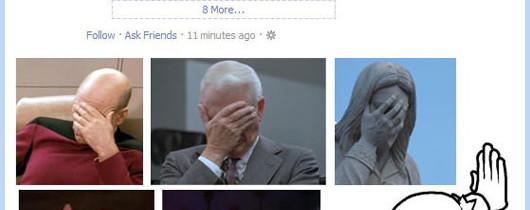 L'intelligenza degli utenti di Facebook…