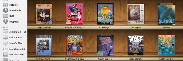 Boxer: un emulatore DOS per Mac